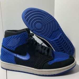 Nike Air Jordan 1 Retro High OG Flyknit Royal Blue
